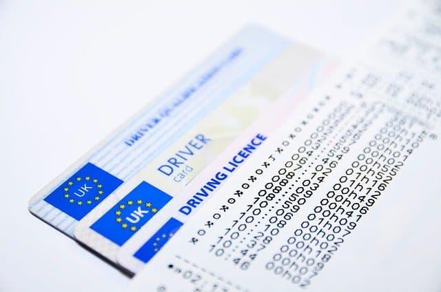 רישיון נהיגה זר